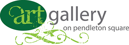Art Gallery on Pendleton Square Logo